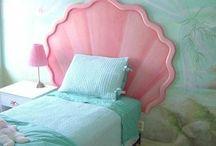 Sophia's mermaid room
