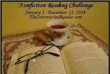 Nonfiction Reading Challenge / Books I read for the Nonfiction Reading Challenge