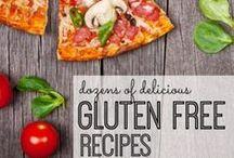 EASY Gluten Free Recipes / easy gluten free recipes -- homemade gluten free recipes -- gluten free products -- gluten free desserts and dessert recipes