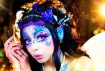 (MAKE-UP) Fantasy / by Amber Bradley-carter