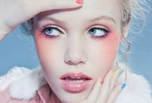 (MAKE-UP) Pastel / by Amber Bradley-carter