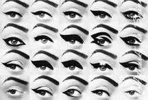 (MAKE-UP) Eye liner / by Amber Bradley-carter