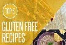 Gluten Free / by MJS