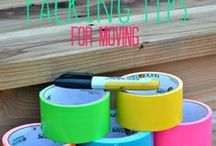 The Art of Moving / Moving can be challenging, but with some useful tips you can make is go smoothly! http://www.apartmentshowcase.com