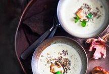 Keittoja - Soups