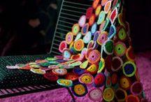 Virkkaus - Crochet / Kauniita virkkuutöitä ja virkkausohjeita. - Beautiful crochet work from Kotiliesi.fi and elsewhere.