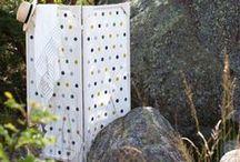 Kudonta - Weaving / Innostavia kudontaohjeita - Weaving inspiration