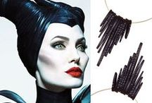 Halloween Inspiration / We might not be into dressing up per se, but a little halloween accessory sounds just right.