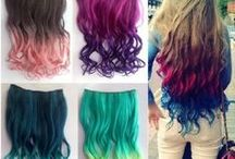 (HAIR) Colours / by Amber Bradley-carter