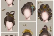 (HAIRSTYLES & MAKE-UP) Asian / by Amber Bradley-carter