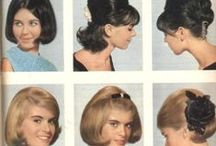 (HAIRSTYLES & MAKE-UP) 60's / by Amber Bradley-carter