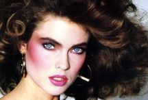 (HAIRSTYLES & MAKE-UP) 80's / by Amber Bradley-carter