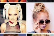 (HAIRSTYLES & MAKE-UP) 90's / by Amber Bradley-carter