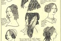 (HAIRSTYLES & MAKE-UP) Victorian / by Amber Bradley-carter