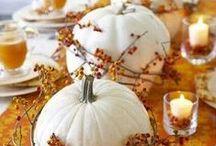 Crea: Autumn decorations / by Malene Holmgaard Iversen
