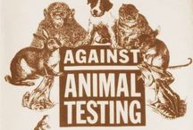 For the love of animals / Cruelty Free/ animal rights