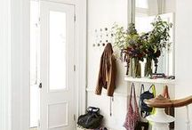 Entry Ways / Ideas to redecorate and diy my entry in my home