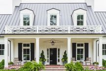 Home Exteriors / Ideas for making over my front door