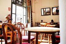 My favorite spots / Restaurants, cafés, clubs, etc.