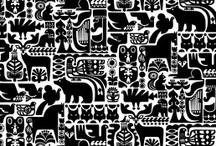 DESIGN: pattern / by Leah Kirsten