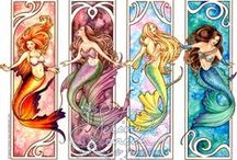 Mermaids / by amy green