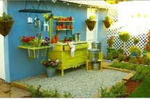 Gardens & Outdoor Spaces / The great outdoors!