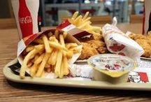 Fast-food delicios