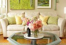 Decoração / Espaços agradáveis, modernos, rústicos, coloridos... Idéias e sugestões de decoração de ambientes, mesa, jardins e ocasiões especiais!!! / by Tere Pereira