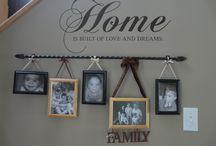 Making a House a Home / Home decor ideas / by Allyson Thompson