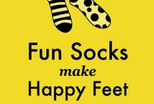 socks and such / by crazycandigirl