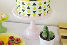 EAT CAKE / because wedding cake is always right