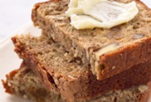 Breads, Rolls, Muffins, Scones / Sweet & Savory for all seasons. Great as gifts too!