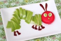Yummy play with your food / by crazycandigirl