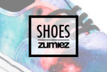 Shoes / Boots, sandals, fliplflops, sneakers, slippers / by Zumiez