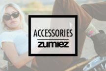Accessories  / Belts, Hats, Wallets and everything else you need to complete the look.  / by Zumiez