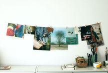 Display Photos / Ideas for printing, displaying and organizing photos.