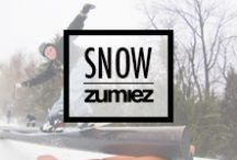 Snow / All things winter.  boards | boots| bindings | outerwear | gloves | goggles  / by Zumiez