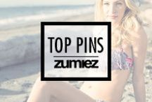 Top Pins / Our most popular items from zumiez.com pinned by you!