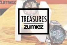 Treasures / Consider this board a treasure chest of fun - anything from knick knacks to home decor / by Zumiez