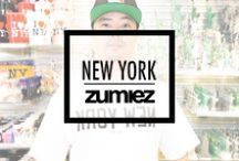 New York / New York inspired clothing from brands like Obey, Crooks and Castles, Glamour kills & more / by Zumiez