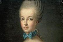 Marie Antoinette / by Elizabeth Neander-Theuser