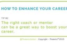 Management Tips / How to enhance your career? #Management #Careermanagement