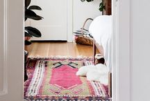 RUGS / I have a love affair with rugs.