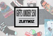 Gifts Under $50 / by Zumiez