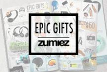 Epic Gifts / Epic gifts from our 2015 Holiday Gift Guide / by Zumiez