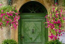 Pencereler-Kapılar