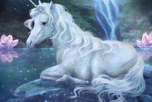 Pegasus & Unicorn