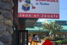 SOLDES ET PROMOTIONS / Le catalogue de Jouets 2016 - Section JOUETS EN RABAIS À La Boîte à Surprises de Nicolas, Boutique de Jeux, Jouets et Passe-temps, située à St-Sauveur, dans les Laurentides. Découvrez les Meilleurs Soldes en ligne, avec possibilité de livraison partout dans le Québec! info@laboiteasurprisesdenicolas.ca ou au 450-240-0007 pour plus d'informations. Jeux et Jouets à vendre!