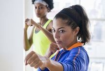 Get Fit For The New Year / Fun ways to shape up, live better, and feel great. / by REDBOOK Magazine