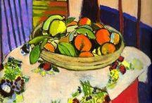 Artist - Henri Matisse / by Lisa LoPiccolo